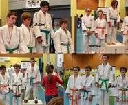 Critérium régional benjamin: Marina et Adam champions de Normandie....